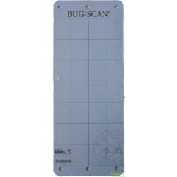 Vangstrook Blauw Bug-scan 10st./pakket