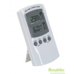 Temperature / humidity meter digital
