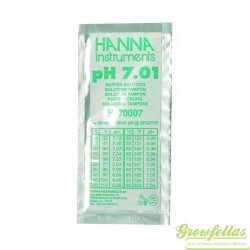 Hanna ijkvloeistof PH  7.01 20ml