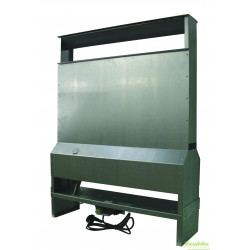 Hotbox co² generator