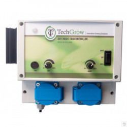 TechGrow Fan controller Day/Night