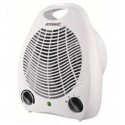 Atomic Basic ventilator kachel 1000/2000 W, incl. thermostaat