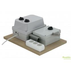 TMA automatische dimmer op plank