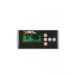 OCL Controller DLC-1.1 incl. temp/RH sensor 5 mtr