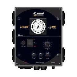 Cli-mate mini controller 7 A 4 aansluitingen max. 2,4 kW