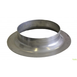 Flange for CAN-filters