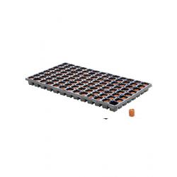 Eazy Plug 104 st. p/tray, rond, 8 trays
