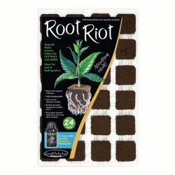 Root Riot 24 st./tray
