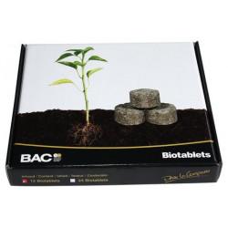 B.A.C. Bio-tabletten 12 stuks