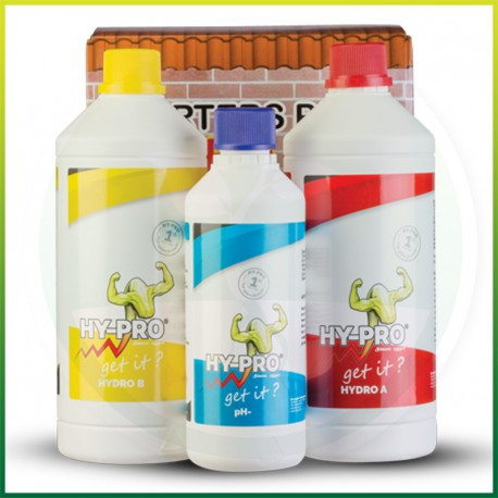 Hy-Pro Starters Pack Hydro A + B