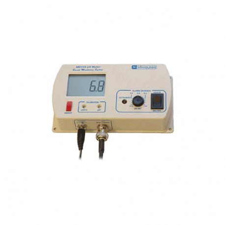 Milwaukee MC110 pH monitor continue meter