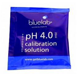 Bluelab ijkvloeistof pH 4,0 25x 20 ml