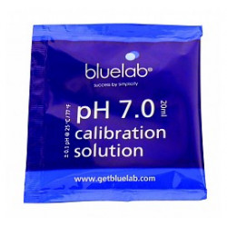 Bluelab ijkvloeistof pH 7,0 25x 20 ml