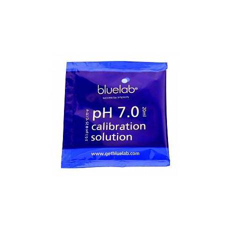 Bluelab ijkvloeistof pH 7,0 25x 20 ml