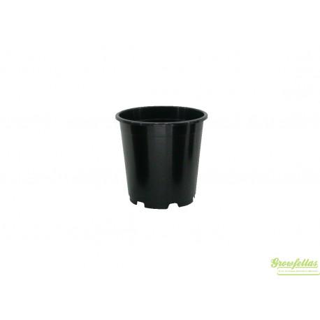 Pot rond PP 10 Ltr  27cm∅