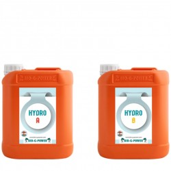 Bio G Power Hydro A & BB