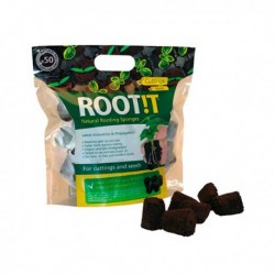 Root!T Wortelsponzen 50 stuks