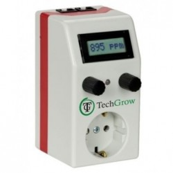 TechGrow T1-Micro Co2 Controller