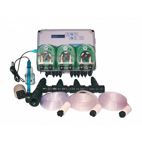 Voedingscomputer Prosystem Basic PH, ABB en Droogloopbeveiliging