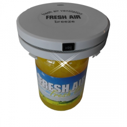 Fresh Air gel 3L geel navul