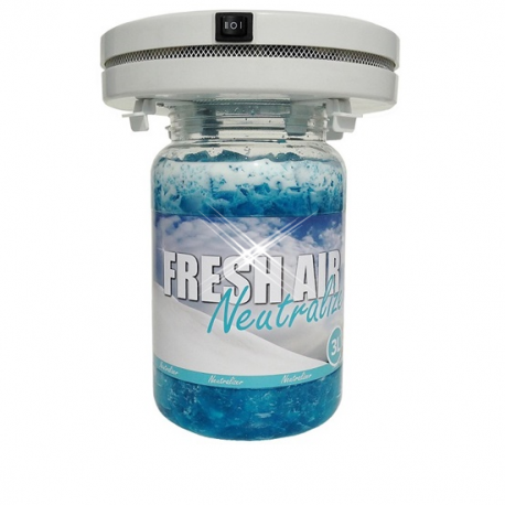 Fresh Air gel 3L blauw navul