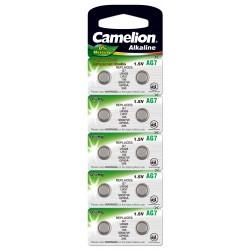 Camelion Alkaline | Knoopcelbatterij 1.5V | 10 stuks