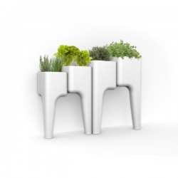 Kiga XL Design Potten | Set a 4 Stuks