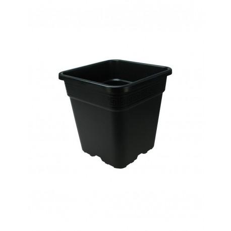 Pot vierkant 11 liter 25x25x26cm