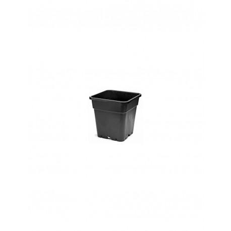 Pot vierkant 25 liter 33x33x35cm