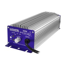 Lumatek 630W Dimmable & Controllable