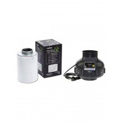 G-tools 125 1-Speed + PK Eco Filter Combo Deal
