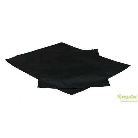 Strijkzak zwart