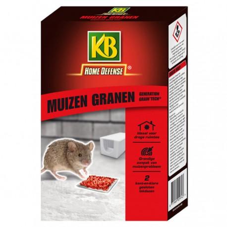 KB Home defense muizen granen