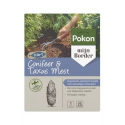 Pokon Conifeer & Taxus Mest
