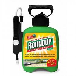 Roundup onkruidvrij drukspuit 2.5L