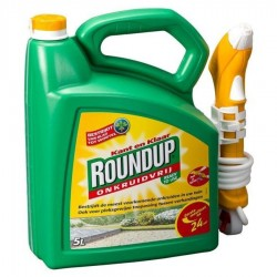 Roundup trek & spuit 5L