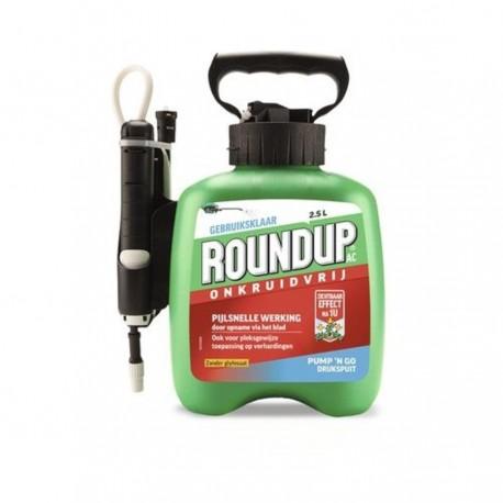 Roundup AC natural drukspuit 2.5L