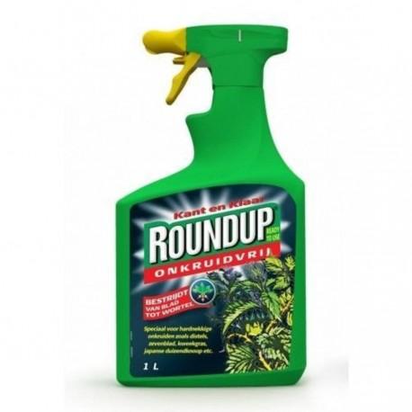 Roundup Hardnekkig onkruid kant & klaar
