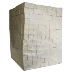 wit merk stekplug 4x4x4cm 1300st
