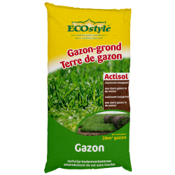 Ecostyle gazongrond 40 liter