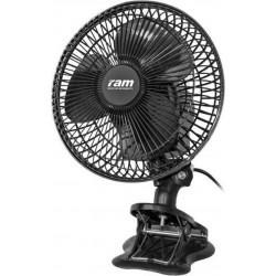 RAM monkey fan (zwenkend) | dia 18 cm | 20 W