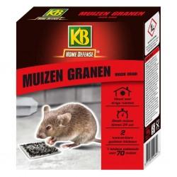 KB muizen magik Granen Alfach 2 stuks zwart