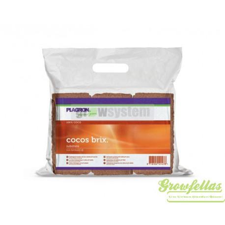 Plagron Cocos brix 6 pieces