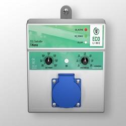 TechGrow T-nano co2 controller