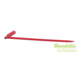 BE Steker rood 2,5mm