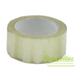 Tape transparant 50mm x 66Mtr