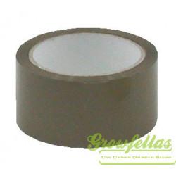 Tape bruin 50mm x 66 mtr