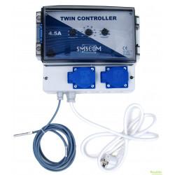 SMS Twincontroller  1000w 2x2,5 Amp