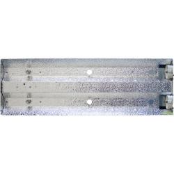 CFL- Armatuur excl. TL-Lamp