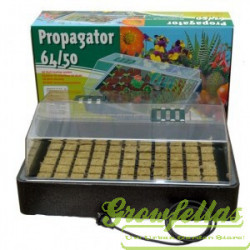Propagator 64 verwarmd 60x40x25cm
